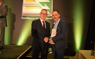 AES Control Systems Receive Further Recognition at Briggs & Forrester Supply Chain Event
