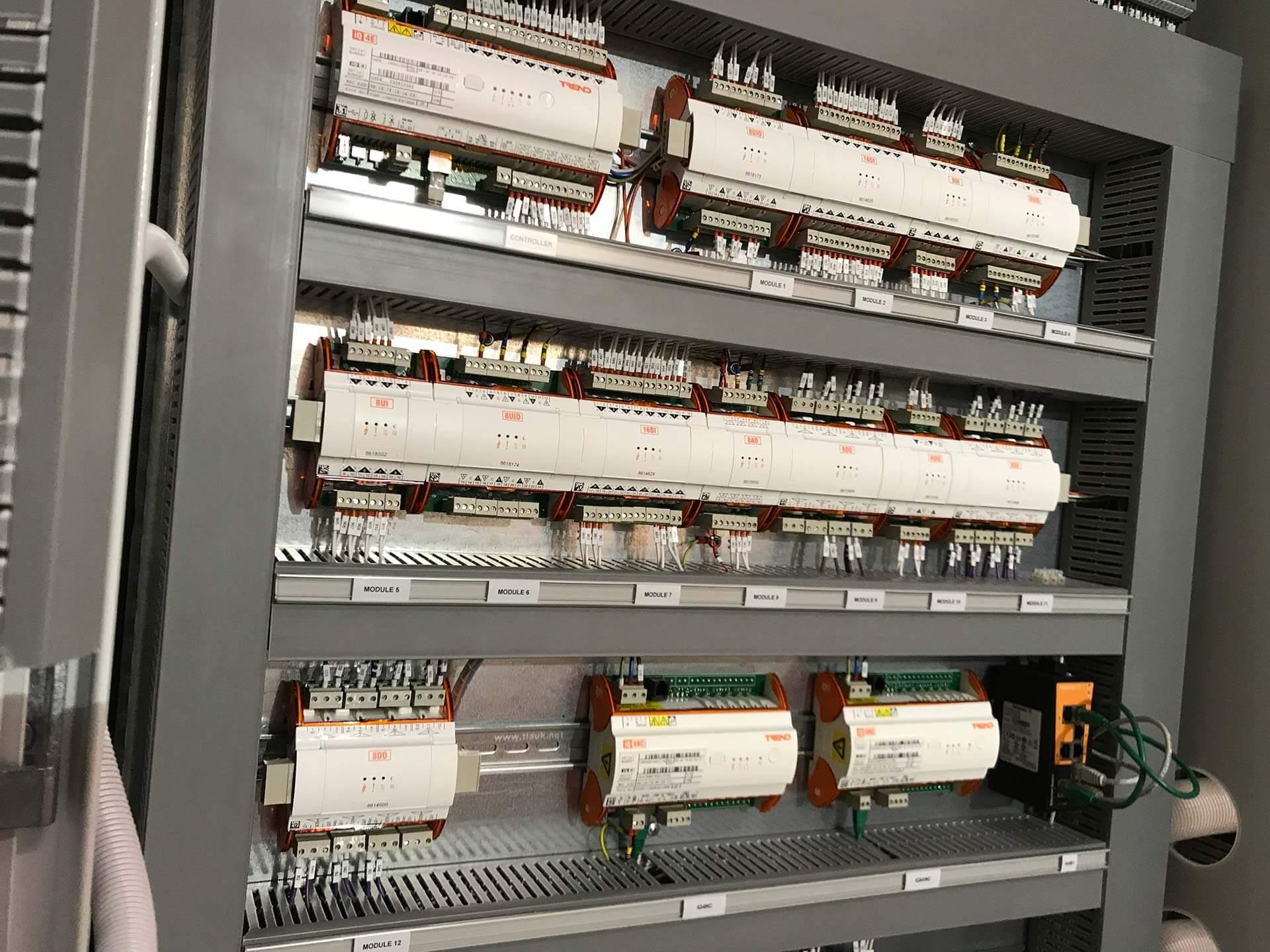 Building Management System Upgrade
