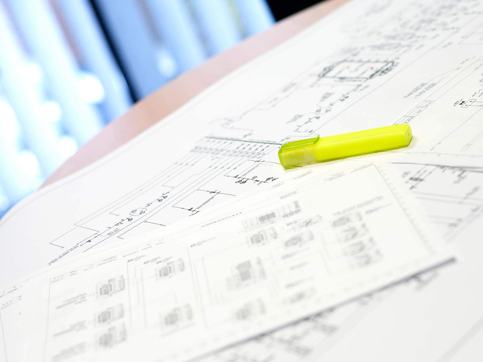 Building Management Systems Drawings